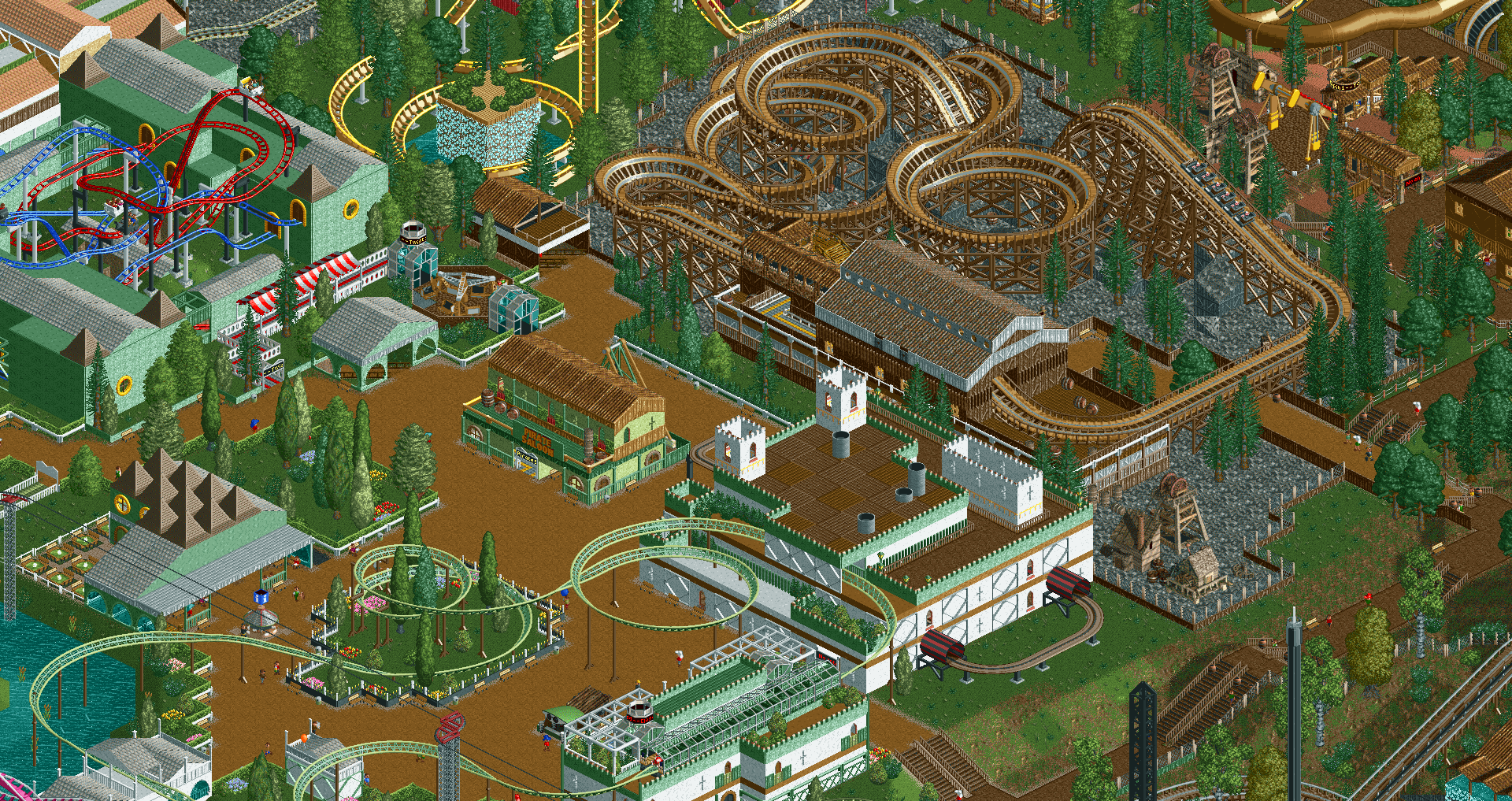 openrct2 on JumPic com